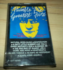 Humble Pie's Greatest Hits Cassette SEALED Featuring Peter Frampton