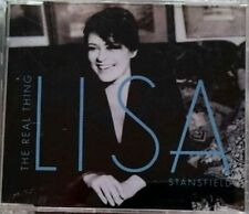 """LISA STANSFIELD """"The Real Thing"""" 5-Track-Maxi-CD AUSTRALIA 1997"""