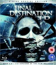 Final Destination 3D - 2 Disc Blu-Ray - Uncut - Special Edition - David Ellis