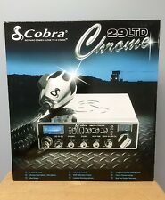 Brand New Cobra 29LTDCHR Chrome Special Edition CB Radio Low $$