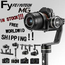 Feiyu MG Lite 3 Axis Handheld Gimbal Stabilizer for Sony A7 Serie Canon AR J4I3