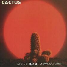 Catus - Cactus/One Way...Or Another (2cd Edit.) - CD