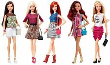 Barbie Fashionista Doll Play Gift Fun Kid Children Toy Activity Collectible Girl