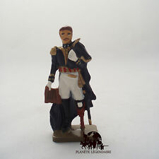 Figurine Soldat Plomb Starlux Officier Daumesnil Empire Napoléon Toy Soldier