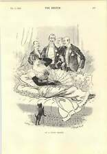 1894 mars at a paris soiree cartoon