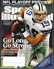 2010 Sports Illustrated Dallas Cowboys Miles Austin Subscription Issue Exc.