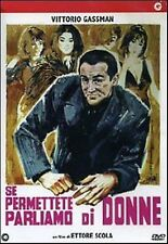 DvD SE PERMETTETE PARLIAMO DI DONNE Vittorio Gassman ...NUOVO