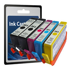 5 ink Cartridge for HP 364XL Deskjet 3070A 3520 3522 3524 Officejet 4610 4620 C