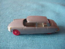CITROEN DS 19 BERLINE HO /87 JOUEF FRANCE ANCIEN MODELE GRISE EPAVE  665 G
