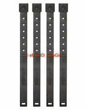 4x Lot Tactical Tailor - Long Black MALICE Clips 4 Pack - MOLLE Kydex OTW NEW