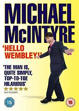 Michael McIntyre Live 2009: Hello Wembley! [DVD] 2009   Brand new and sealed