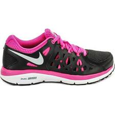 Nike Wmns Dual Fusion Run 2 Black/Pink Trainers Shoes Size:UK- 4.5 / 38