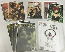 SILENT HILL DYING INSIDE MASTER SET 1 2 3 4 5 Variant SIGNED Templesmith IDW VF+