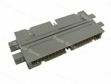 40 Pin 2.54 Pitch Male to Male Gender Changer Joiner Coupler for IDE Hard Drive