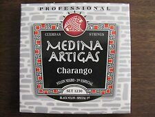 Charango strings Medina Artigas Catalog Nº 1230