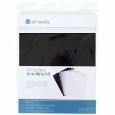 Silhouette Rhinestone Template Kit by Silhouette electronic cutting tools Easy .