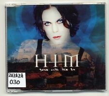 HIM Ville Valo Maxi-CD Gone With The Sin - 2-track CD