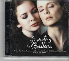 (FH261) La Puta Y La Ballena Original Soundtrack - 2006 sealed CD
