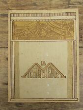 ANCIEN PROGRAMME THEATRE DE LA MICHODIERE BICHON 1935/1936