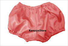 Salmon Satin Pants Pantaloons India Maid Sissy Adult Baby Fits With Underwear