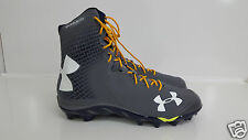 New Under Armour UA Spine Brawler Powerclamp Football Cleats 1270717-040 Size 13