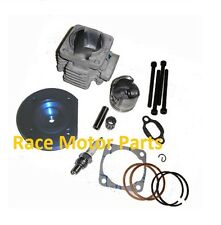 Mini Moto Pocket Bike Big Bore Kit Motor Engine 47cc 49cc Cylinder Piston Kit