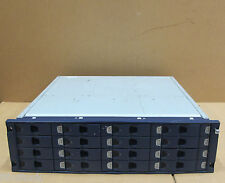 Xyratex RS-1600-FC - 16 Bay Fibre Channel Storage Array Enclosure 44470-04
