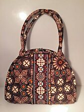 Vera Bradley Purse Eloise Style RETIRED 2012 Canyon Pattern Kisslock Closure EUC