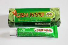 Payayor Cream 10g - Effective Relief for Herpes, Cold Sores and Skin Infections