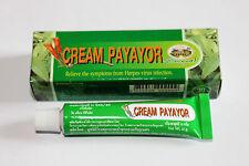 Payayor Crema 10g Efectivo Alivio para Herpes,Frio Llagas y la piel Infecciones