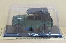 "DIE CAST "" GAZ 69A "" LEGENDARY CARS SCALA 1/43"
