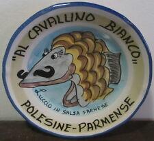 Piatto del buon ricordo - Ristorante AL CAVALLINO BIANCO - POLESINE PARMENSE