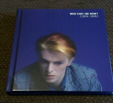 David Bowie - Book From The Who Can I Be Now BOX SET New & Unread