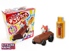 Yo-Kai Watch Jibanyan Choco Bar Shooter Car Toy Figure Yokai Youkai Bandai *USA*