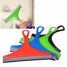 Glass Window Wiper Soap Cleaner Squeegee Bathroom Mirror Car Blade Brush BGO