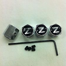 Nissan ZX300,Z350,Z370 Dust Cap Wheel Locking Valve alloy wheels dust caps
