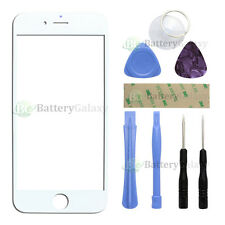 "White LCD Front Screen Glass Replacement Lens for Apple iPhone 6 / 6s 4.7""+Tools"