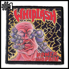 WHIPLASH   --- Patch / Aufnäher --- Various Designs