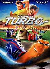 Turbo (DVD, 2013) NEW FACTORY SEALED 100 % ORIGINAL
