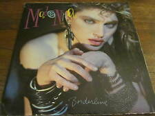 MADONNA RARE BORDERLINE POSTER SLEEVE 45 CLEAN