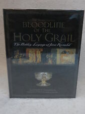 Laurence Gardner BLOODLINE OF THE HOLY GRAIL Barnes & Noble c. 2001 HC/DJ