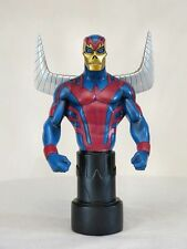 ARCHANGEL DEATH - Bowen Designs mini-bust Marvel Comics X-men villain statue