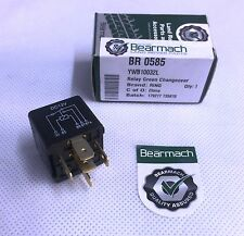 OEM Land Rover Defender Multi-purpose 5 Pin Relay replaces Green type YWB10032L