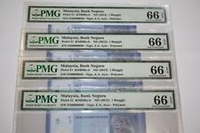 (PL) NEW: RM 1 DS 0000060 PMG 66 EPQ 1 PIECE SUPER LOW ALMOST SOLID NUMBER UNC