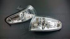P2M Crystal Clear Corner Lights Lamps Set Silvia 240SX S14 Zenki 1995 1996 New