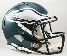 PHILADELPHIA EAGLES NFL Riddell SPEED Full Size AUTHENTIC Football Helmet