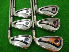 PRGR GN502 6pc R-Flex IRONS SET Golf Clubs Excellent