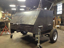 custom bbq smoker pig cooker barbecue grill