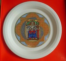 Hornsea Limited Edition Christmas Plate 1984 BOXED