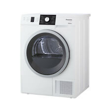 Panasonic NHP8ER1WGB Heat Pump Tumble Dryer with 8kg Load, A+++ Energy Rating